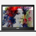 プレミアムモデル、Acer Chromebook Spin 13のスペック