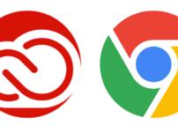 Creative Cloud Chrome icon