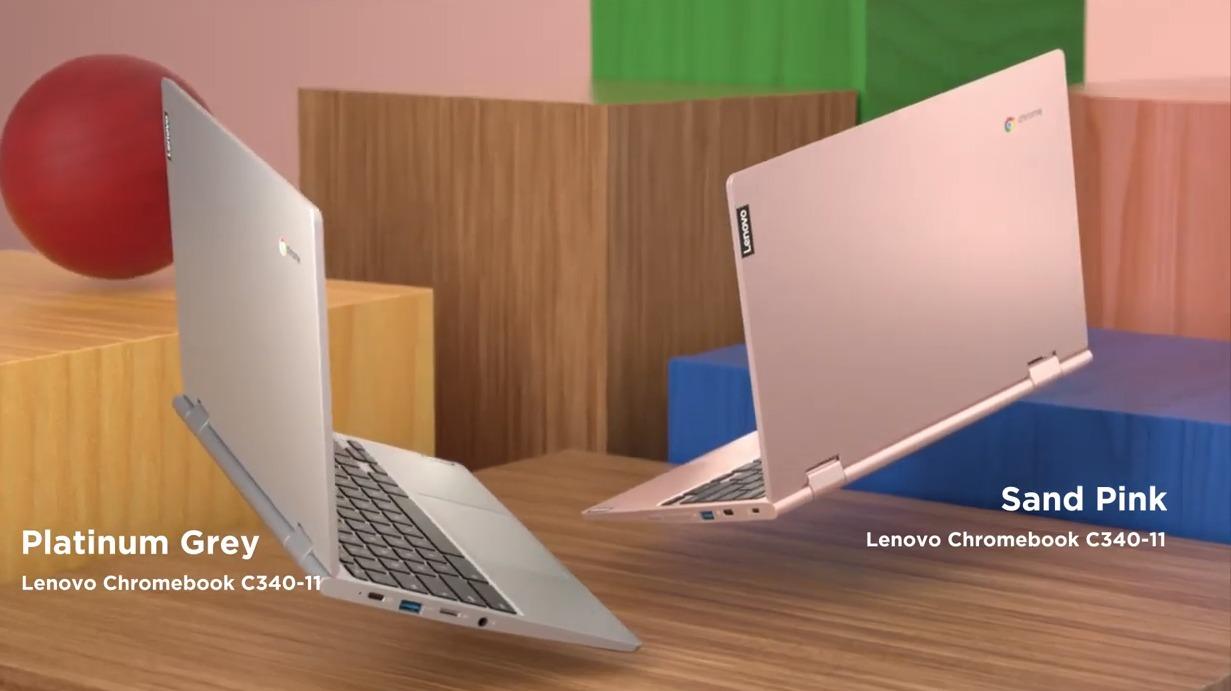 Lenovo Chromebook S340-14 body