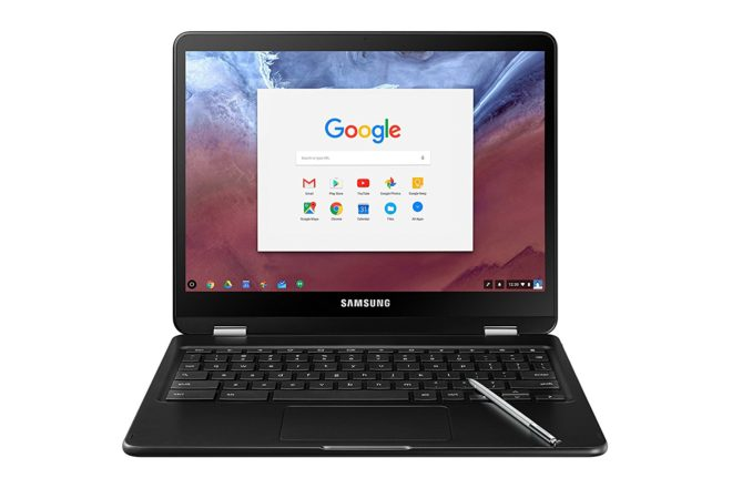 Saumsung Chromebook Pro